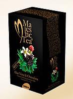 Чай Majestic Tea Aloe Vera & Blackberry (Алое Вера и Ежевика)