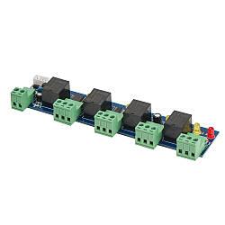 Пожарный модуль для сетевого контроллера Tecsar Trek R4F1