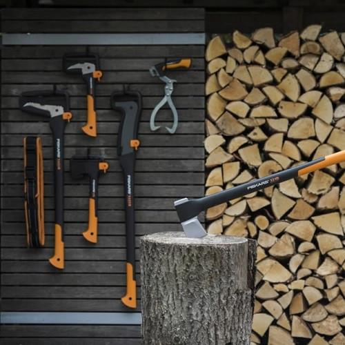 Точилки и инструменты Fiskars WoodXpert