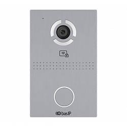 IP вызывная панель BAS-IP AV-03BD Silver