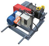 Лебедка электрическая ЛЕЧ-0,25-200