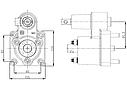 Коробка отбора мощности (КОМ) EATON 4106, EATON FS 5206, EATON 6406 для BMC - FORD - RENAULT, фото 2
