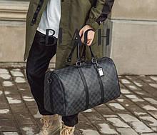 Стильная большая городская сумка для мужчин, повседневная сумка для города, спортивная сумка для зала