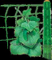 Сетка огуречная шпалерная, ширина 1,7м, длина 10м
