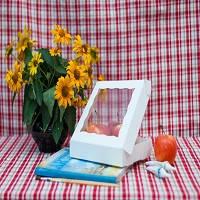 Коробка высотой 3 см / упаковка 10 шт, фото 1