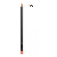 Олівець для губ M. A. C. Lip Liner №3