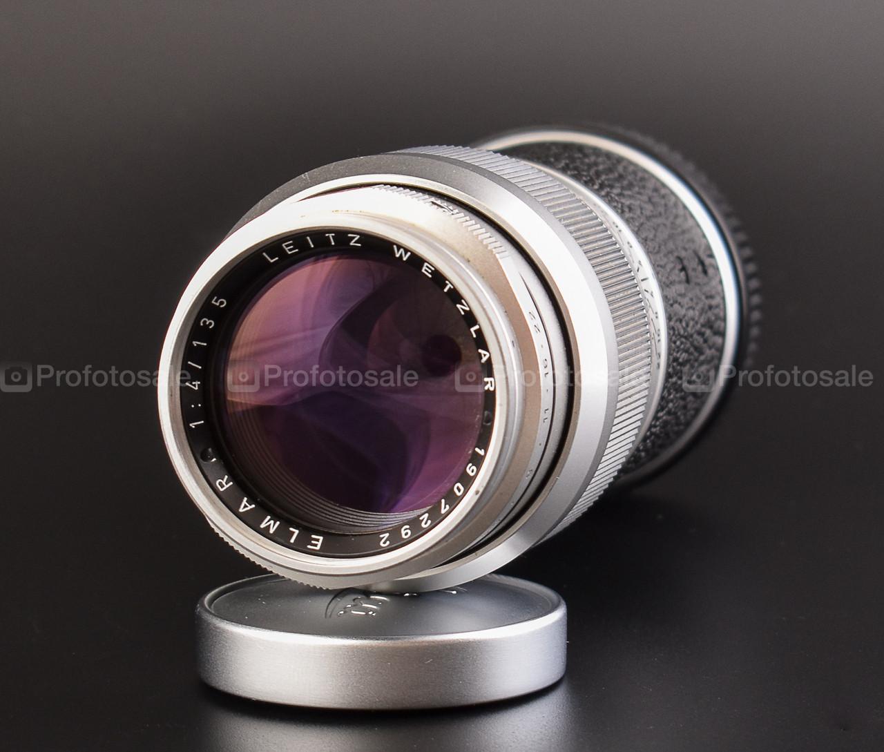 Фотообъектив Leica M Leitz Elmar 4/135mm