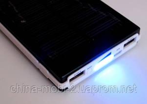 Solar Power bank 20000 mAh - универсальная солнечная батарея  , фото 3