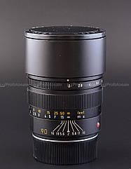 Фотообъектив Leica Summicron-M 90mm/F2.0 E55 Pre-Asph