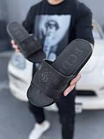 Шльопанці DYNAMO взуття на літо сланці тапки босоніжки брендовий копія репліка