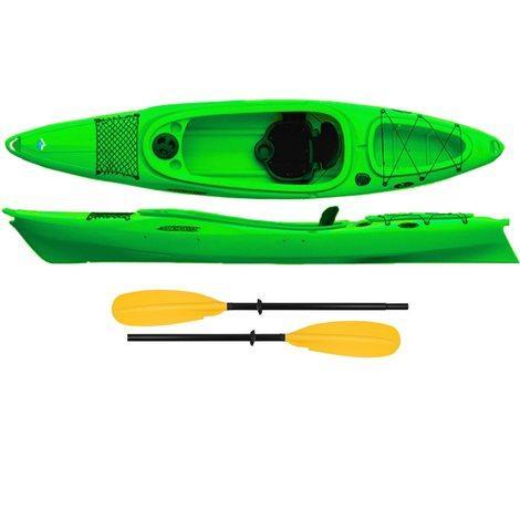 Каяк одномісний SeaBird Designs Ranchero зелений