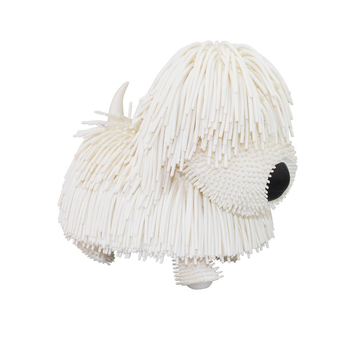 Интерактивная игрушка JIGGLY PUP - ОЗОРНОЙ ЩЕНОК (белый), JP001-WB-W