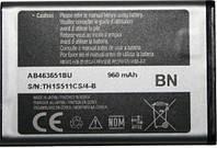 Аккумулятор для Samsung B3410, B5310, C3060, C3200, C3222, C3322, C3500, C3510, C3530, C5510, C6112 Duos, F400, J800 Luxe, L700, M3310, M3710, M5650,