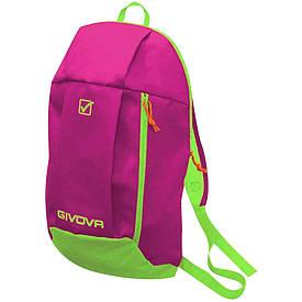 Спортивный рюкзак для девочки Givova Zaino розовый