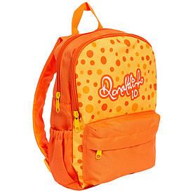 Детский рюкзак для садика для маличика или девочки Ronaldinho оранжевый
