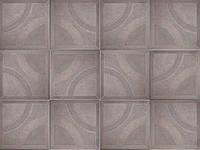 Плитка тротуарная ФЭМ «Ластрик»  250 х 250 х 25 мм