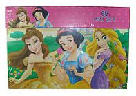 """Набор для рисования 68 предметов """"Принцессы"""""""