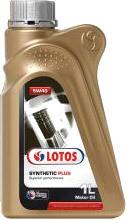Масло моторное Lotos Synthetic Plus SAE 5W-40 1л - Интернет-магазин «AvtoOil» в Виннице
