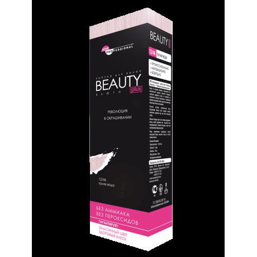 12/46 Крем-краска Талая вода iNova Acme-Professional Beauty Plus, 75 мл.