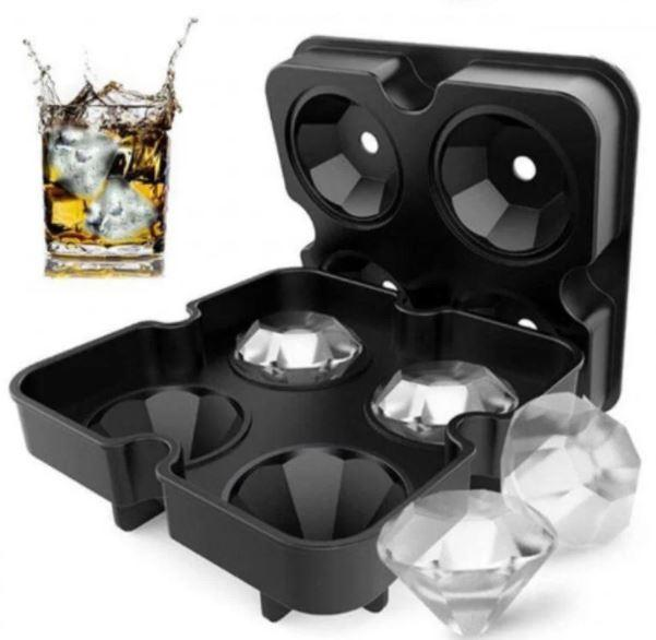 Форма для льда BauTech 3D Бриллиант