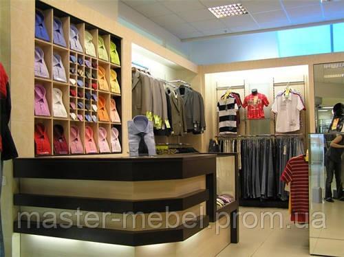 15618154da4 Торговое оборудование для магазина одежды под заказ - ТОРГОВОЕ ОБОРУДОВАНИЕ  витрины