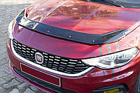 Дефлектор капота EuroCap для Fiat Tipo 2016↗ рр., фото 1