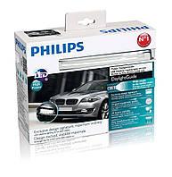 Philips LED DayLightGuide, 12В, 15Вт Светодиодные дневные ходовые огни (12825WLEDX1)