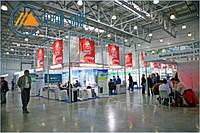 В Одессе пройдет выставка, посвященная строительству и ландшафту.