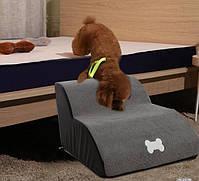 Лесенка для собак Premium , лесенки и ступеньки для собак, пандус ступеньки для собак, ступеньки, лесенки, фото 2