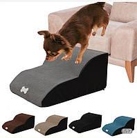 Лесенка для собак Premium , лесенки и ступеньки для собак, пандус ступеньки для собак, ступеньки, лесенки, фото 3