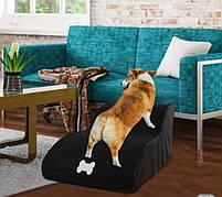 Лесенка для собак Premium , лесенки и ступеньки для собак, пандус ступеньки для собак, ступеньки, лесенки, фото 5