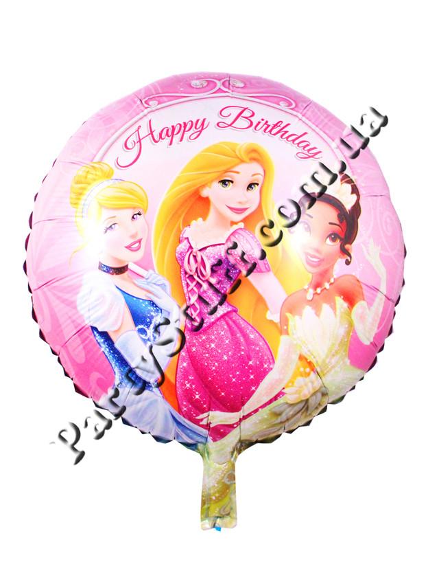 воздушный шар Принцессы