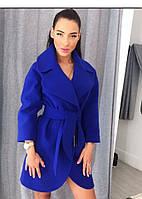 Пальто женское кашемировое P255