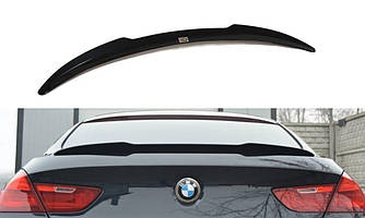 Спойлер BMW F06 елерон тюнінг шабля
