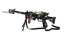 Іграшковий кулемет зі світлом і звуком, Same Toy