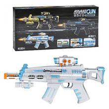 Дитячий іграшковий автомат зі світлом і звуком, Assault Gun