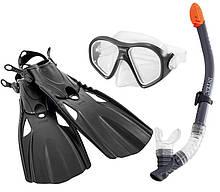 Детские ласты и маска с трубкой для подводного плавания, от 14 лет, Intex