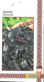 Семена Базилик 0.2г Фиолетовый (Малахiт Подiлля)