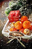 Новогоднее настроение - мандарины на столе!!Интернет-магазин http://komora-kiev.com.ua