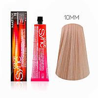 Фарба для волосся тон в тон Color Sync, 10MM, 90мл Matrix