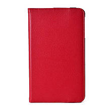 Чехол подставка 360 градусов для LG G Pad 8.0 V490 красный
