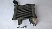 Радиатор интеркуллера Carnival