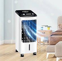 Колонка музыкальная в подарок- Охладитель воздуха Germatic BL-201DL | 80W без пульта напольный кондиционер