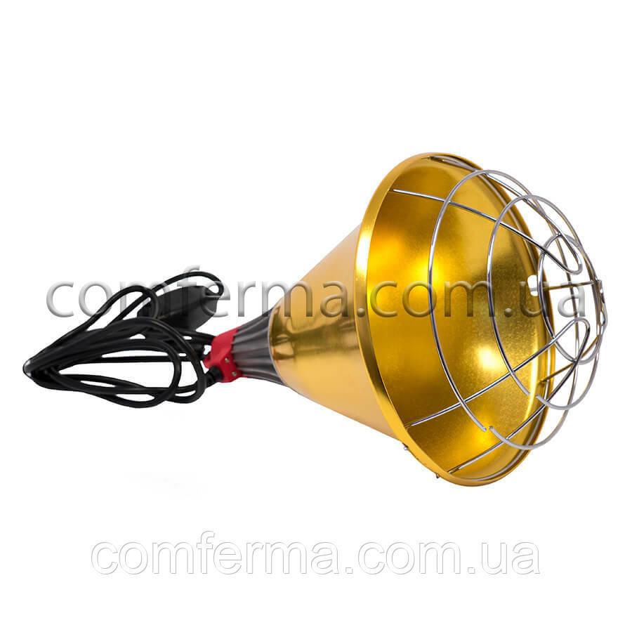 Защитный плафон (абажур) для инфракрасной лампы