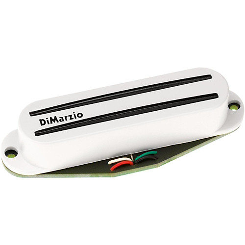 Звукосниматель для гитары DIMARZIO DP425W SATCH TRACK (WHITE)