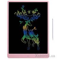 Цветной Графический планшет Xiaomi Xiaoxun 16-inch color LCD tablet Pink XPHB003