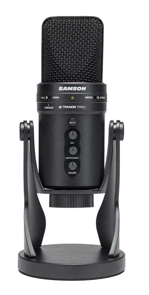 Мікрофон USB SAMSON G-Track Pro
