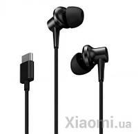 Навушники з мікрофоном Xiaomi Mi ANC & Type-C In-Ear Earphones Black (ZBW4382TY) Trade-in