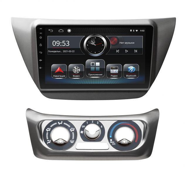 INCar Штатна магнітола Incar PGA-6130 для Mitsubishi Lancer 9 2000-2010