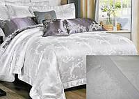 Жаккардовое постельное белье 200х230 GoldenTex GV - 268